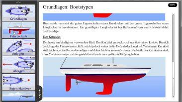 Lektion: Hafenmanöver – Der Lateralplan