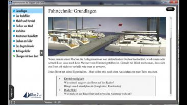 Lektion: Hafenmanöver – Grundlagen
