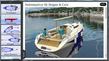 APP: Hafenmanöver – Simulator