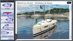 Entraînement pour Skippers – Simulateur